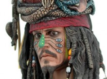Hot Toys MMS 57 POTC 2: Dead Man's Chest - Cannibal Jack Sparrow
