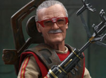 Thor Ragnarok Stan Lee One Sixth Scale