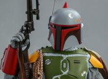 Star Wars V Boba Fett Vintage Color Sixth Scale Figure