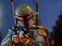 Star Wars V Boba Fett (40th Anniv) Sixth Scale Figure