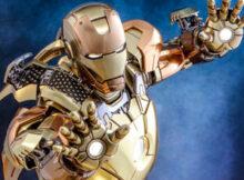 Iron Man 3 Mark XXI Midas One Sixth Scale