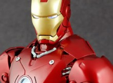Hot Toys MMS 75 Iron Man - Mark III