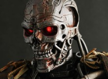 Hot Toys MMS 93 Terminator : Salvation - Endoskeleton T-600