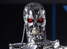 Hot Toys QS 02 The Terminator - Endoskeleton