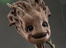 Hot Toys QS 04 Guardians of the Galaxy - Little Groot