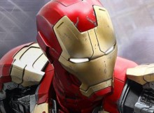 Hot Toys QS 05 Avengers Age of Ultron : Iron Man Mark XLIII