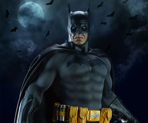 Batman DC Comics Legendary Scale(TM) Figure