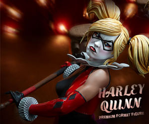 Harley Quinn DC Comics Premium Format(TM) Figure