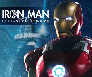 Iron Man Mark VII Marvel Life-Size Figure