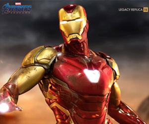Iron Studios Iron Man LXXXV Marvel Statue