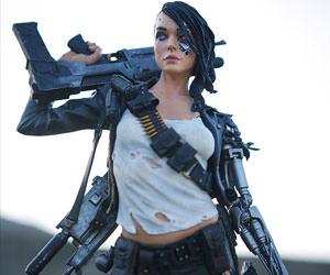 Rebel Terminator Terminator Premium Format(TM) Figure