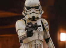 The Mandalorian Remnant Stormtrooper Sixth Scale Figure