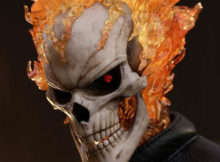 Hot Toys TMS 05 Agents of S.H.I.E.L.D. - Ghost Rider
