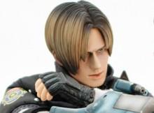 Hot Toys VGM 02 Resident Evil : Biohazard - Leon S. Kennedy (R.P.D. Uniform)