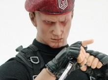 Hot Toys VGM 03 Resident Evil : Biohazard - Jack Krauser