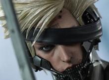 Hot Toys VGM 17 Metal Gear Rising : Revengeance - Raiden