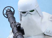 Hot Toys VGM 24 Star Wars : Battlefront - Snowtrooper (Deluxe Version)