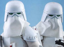 Hot Toys VGM 25 Star Wars : Battlefront - Snowtroopers