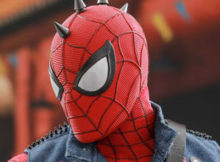 Marvel's Spider-Man Spider-Punk One Sixth Scale Figure