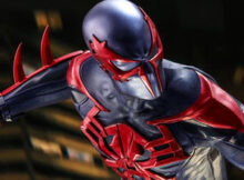 Marvel's Spider-Man 2099 Black Suit One Sixth Scale