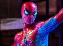 Marvel's Spider-Man Spider Armor MK IV Suit One Sixth Scale