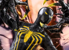 Marvel's Spider-Man Anti-Ock Suit One Sixth Scale
