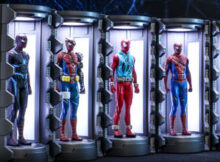 Marvel Spider-Man Armory Series 2 Armory