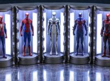 Marvel Spider-Man Armory