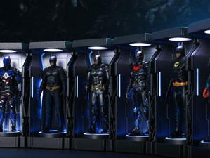 Details about  /Batman:Arkham Knight Hot Toys VGMC009-015 Gnaku Storage Box Armory Display Toy